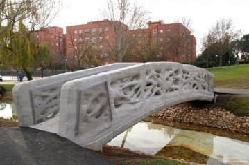 3d bruecke madrid