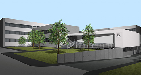 3 TU Science Center Rendering